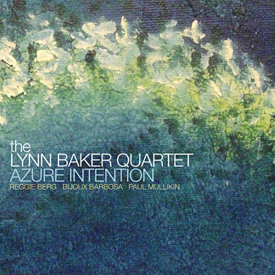 Azure Intention Front Cover
